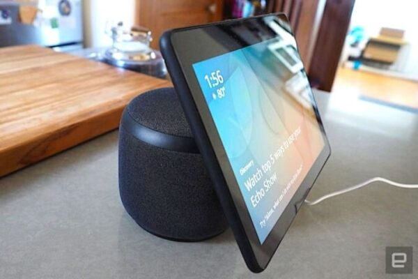 Echo Show 10 In The Test: Amazon's Twisting Thing Can Do That.