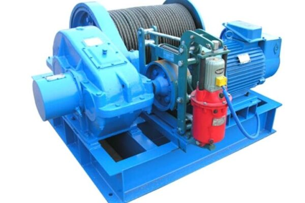 Cable Winches And Their Range Of Applications In The Transport Industry