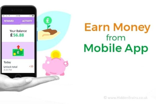 Earn Cash With Mobile Phone Apps!