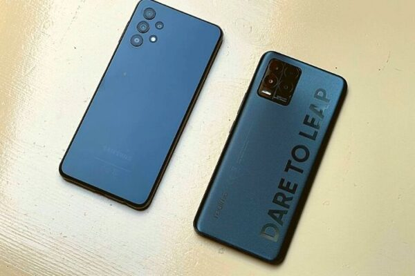 Samsung Galaxy A32 5G And Realme 8 Pro In The Test Showdown In The 250 Euro Class
