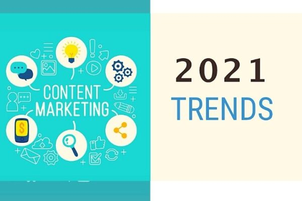 Content Marketing Trends 2021: The 5 Most Relevant Developments
