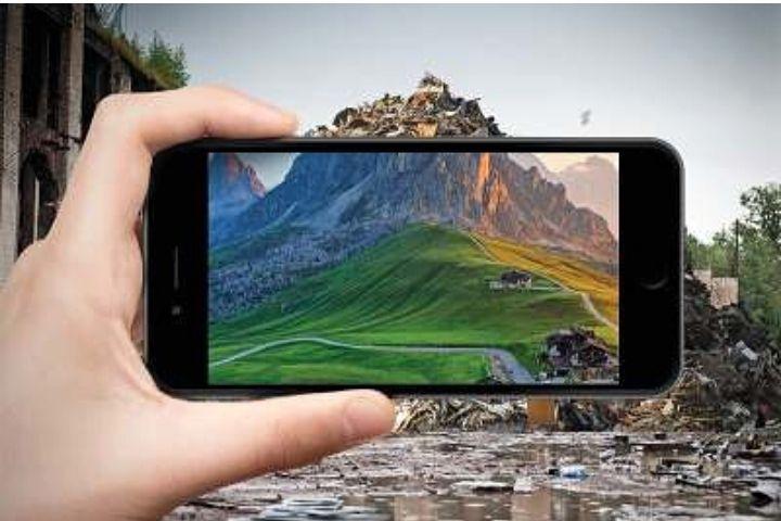 Environmental Ratings For Smartphones.