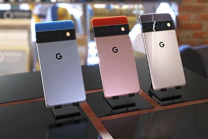Google Pixel 6, 6 Pro Design Leaked