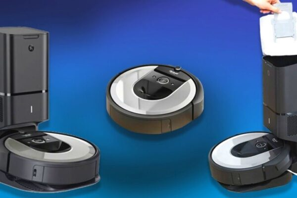 iRobot Roomba i7 +: Smart Vacuum Robot With Many Finesses
