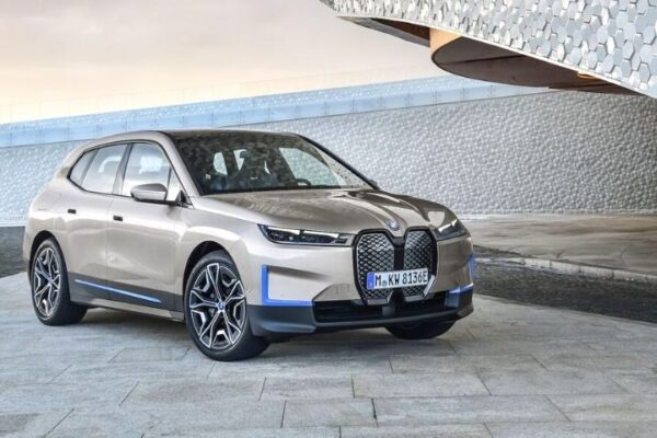 BMW Has Now Announced New Details About Its iX Electric SUV