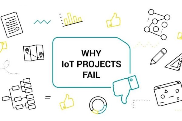 Five Reasons Why Internet Of Things Projects Fail