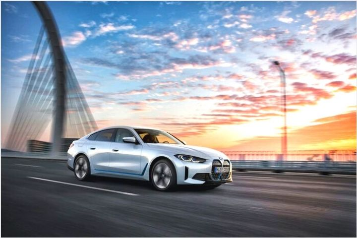 BMW i4 is coming in November