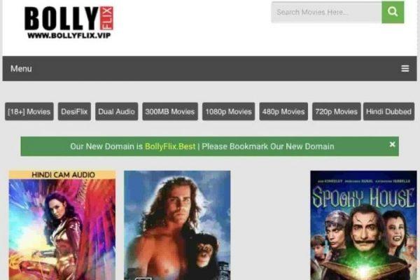 Bollyflix 2021: Watch Latest Bollywood, 300MB Movies, Hollywood HD movies From Bollyflix