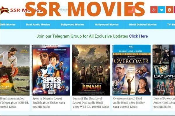 SSR Movies   Download Latest 300MB Movies, Hollywood Hindi Dubbed Movies, Original Web Series In Ssrmovies