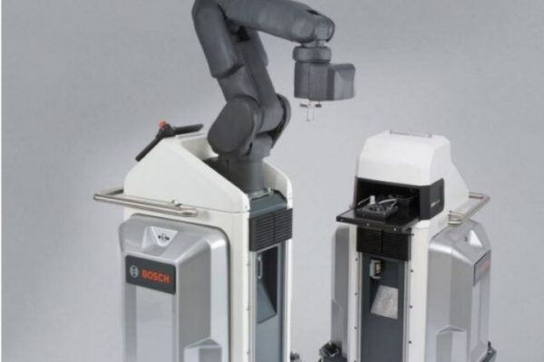 Drive Technology: With Industrial Robots, Damping Is Essential
