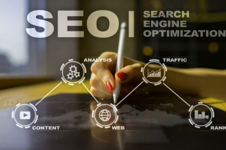 SEO :How To Land Your Website At The Top Of Google & Co.