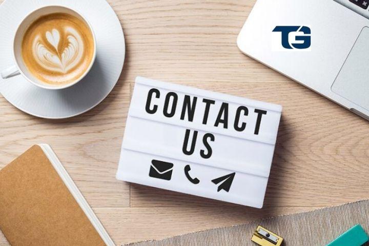 contact us - tech gloss