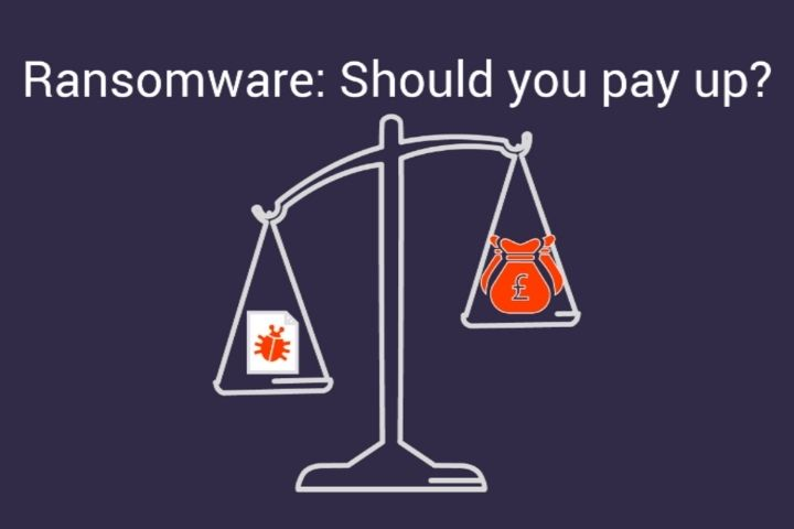 Ransomware Pay Or Not Pay, That Is The Question