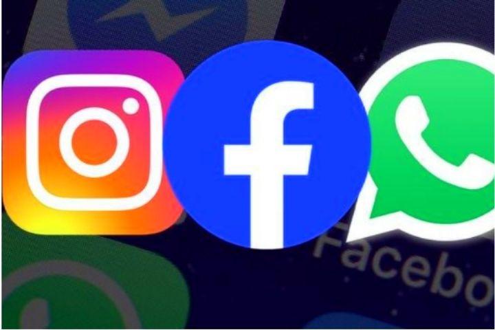 WhatsApp, Facebook, And Instagram Down
